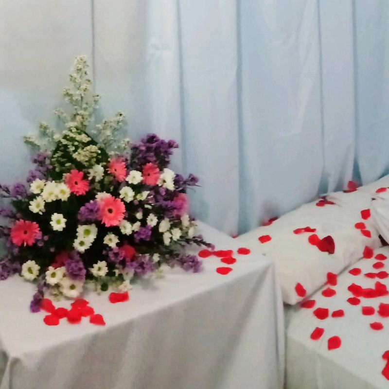 Kamar Pengantin Malam Midodareni Paket Pernikahan Semarang