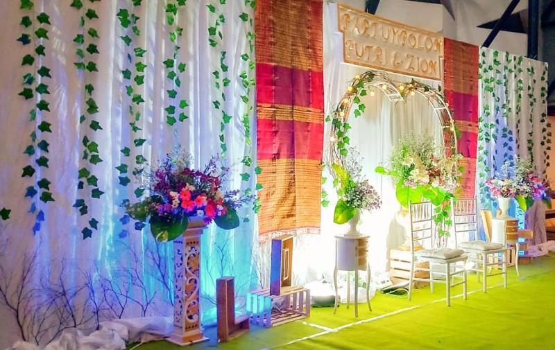 Malam Instalasi Dan Persiapan Paket Pernikahan Semarang