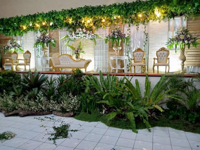 Dekorasi Pernikahan Gedung Semarang Sma N 2
