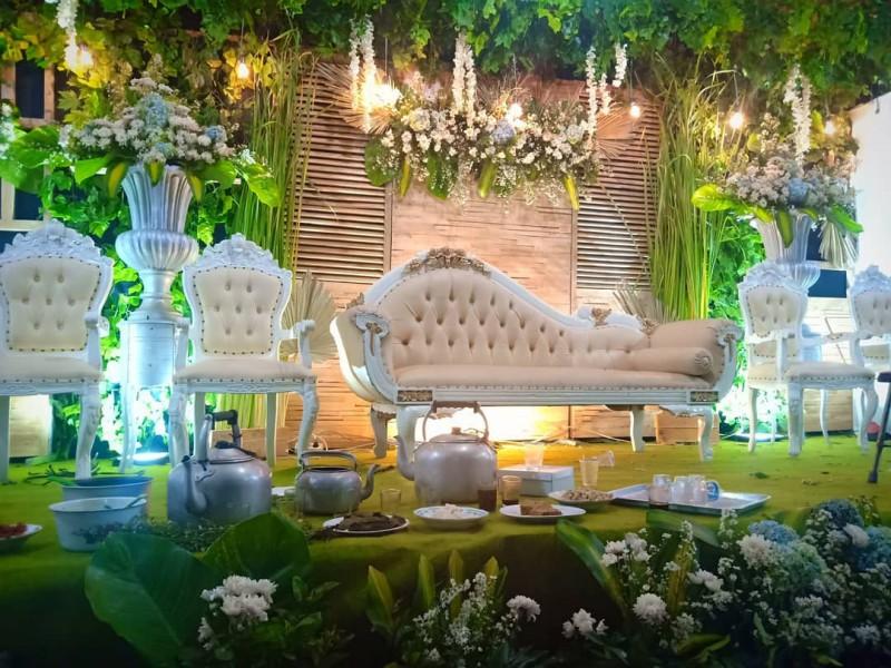 Jasa Dekorasi Pernikahan Semarang Untuk Rumah Murah