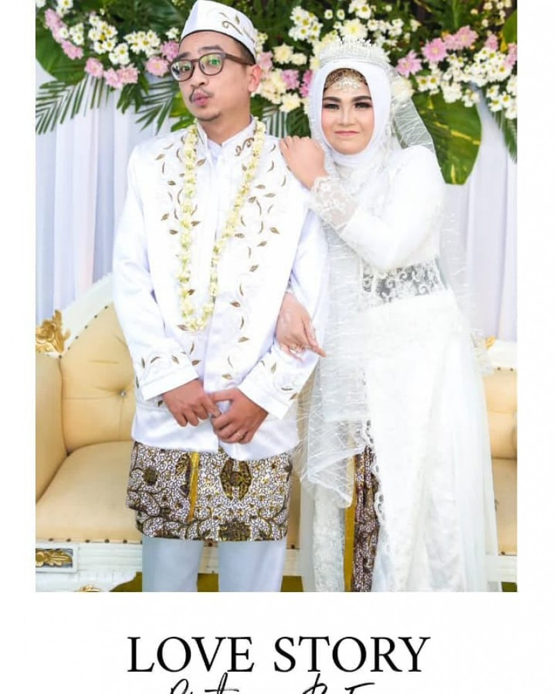 Terimakasih Sudah Dipercayakan Kepada Daniico Wedding Planner